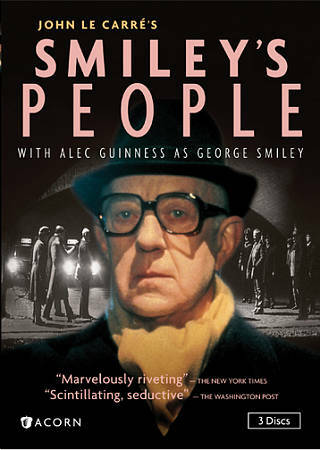 Smiley's People, Excellent DVD, ,