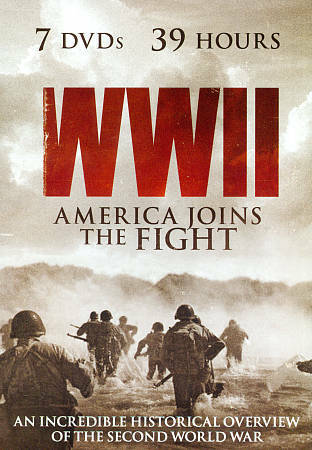 WWII America Joins the Fight: Various