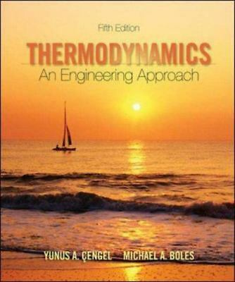 Thermodynamics: An Engineering Approach w/ Student Resources DVD, Boles, Michael