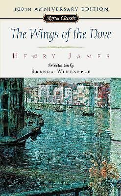 THE WINGS OF THE DOVE by Henry James a Signet Classic paperback