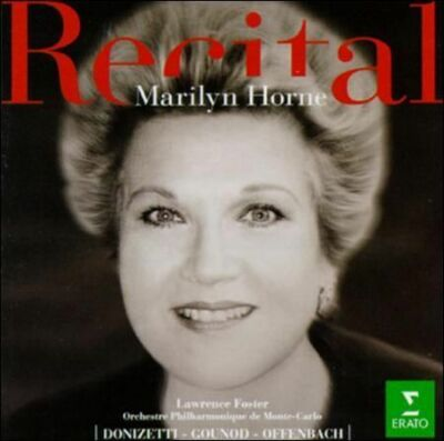 Marilyn Horne - Recital, , Good