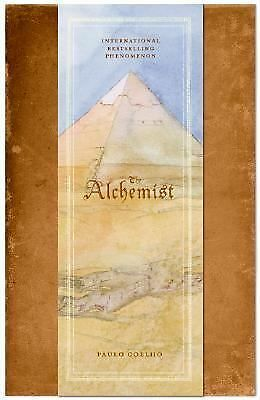 The Alchemist  - Gift Edition, Coelho, Paulo, Very Good Book