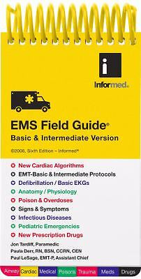 EMS Field Guide: Basic & Intermediate Version (Informed), Paul Lesage, Paula Der