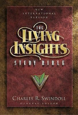 The Living Insights Study Bible, , Very Good Book
