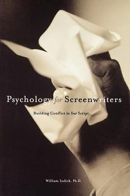 Psychology for Screenwriters, Indick, William, Good Book