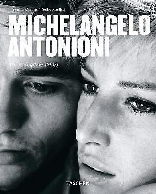 NEW Michelangelo Antonioni: The Complete Films TASCHEN 2004 Seymour Chatman