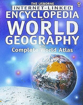 Encyclopedia of World Geography: With Complete World Atlas (Geography Encycloped