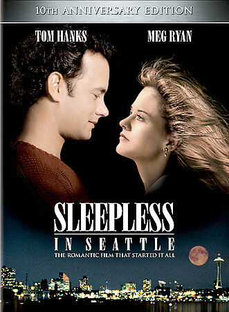Sleepless in Seattle (DVD, 2003, 10th Anniversary Edition)