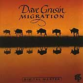 Migration by Dave Grusin (CD, Sep-1989, GRP (USA))