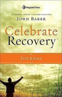 Celebrate Recovery Journal, Zondervan, Good Book