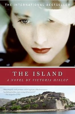 The Island by Victoria Hislop (2007, Paperback)