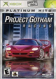 Project Gotham Racing (Microsoft Xbox, 2001)