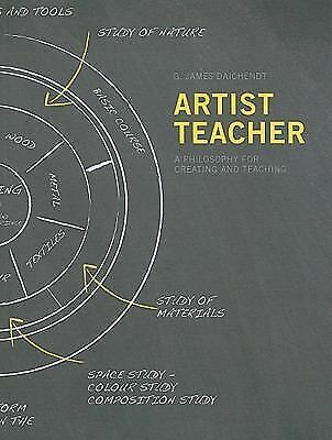 Artist-Teacher: A Philosophy for Creating and Teaching BOOK Paperback