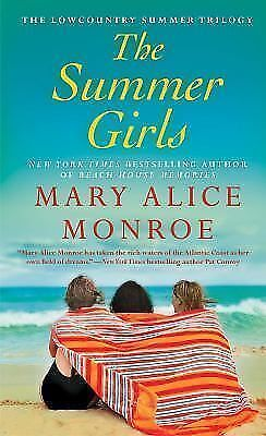 The Summer Girls by Mary Alice Monroe (2014, Paperback)
