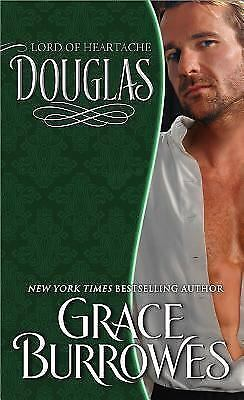 Douglas: Lord of Heartache (Lonely Lords): Burrowes, Grace