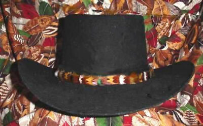CUSTOM Pheasant Feather Mini Hat Band w/ Iridescent Feathers! - Handmade in USA!