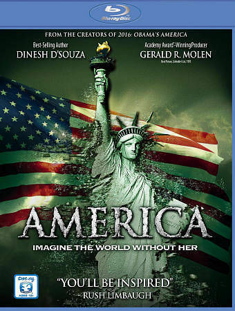 America: Imagine The World Without Her [Blu-ray + Digital HD]: