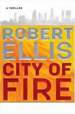 City of Fire 1 by Robert Ellis (2007, Hardcover)