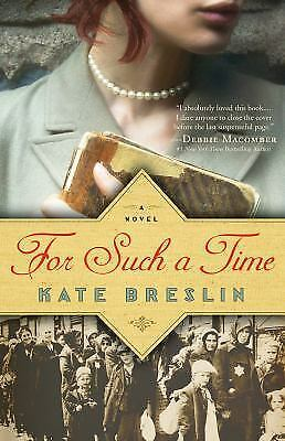 For Such a Time by Kate Breslin (2014, Paperback)