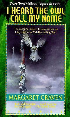 I Heard the Owl Call My Name by Margaret Craven (1980, Paperback)