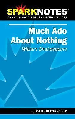 Much Ado about Nothing by William Shakespeare (2002, Paperback)