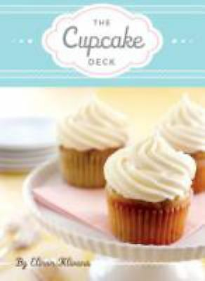 THE CUPCAKE DECK-- Brand New, below retail. Delicious recipes. Great gift!