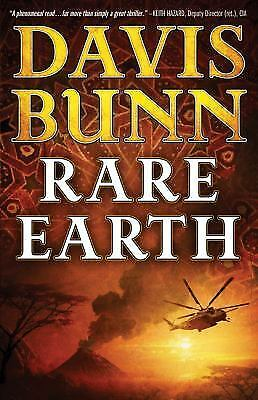 Rare Earth by Davis Bunn (2012, Paperback)
