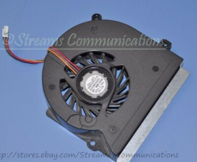 TOSHIBA Satellite L505 L505D Laptop CPU Cooling FAN - L505-S5983 L505D-GS6000
