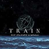 Train - My Private Nation [ECD] CD Like New