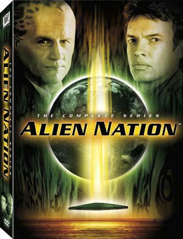 Alien Nation - The Complete Series, Gary Graham, Eric Pierpoint, Michele Scarab