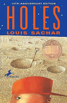 Holes (A Yearling Book), Louis Sachar