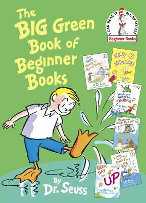 The Big Green Book of Beginner Books (Beginner Books(R)), Seuss, Dr.