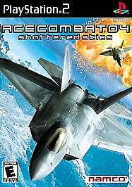 Ace Combat 4:  Shattered Skies,
