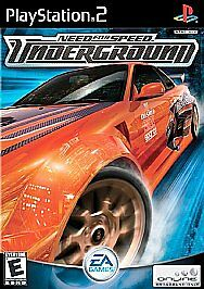 Need for Speed Underground, Electronic Arts