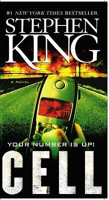 Cell: A Novel, King, Stephen