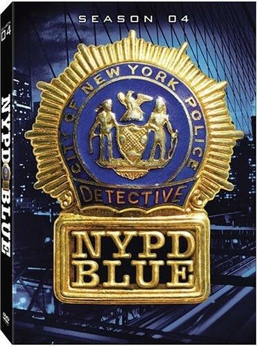 NYPD Blue - The Complete Fourth Season, Jimmy Smits, Dennis Franz, James McDani