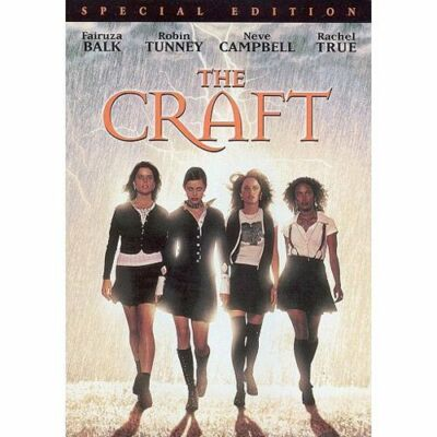 The Craft (Special Edition), Robin Tunney, Fairuza Balk, Neve Campbell, Rachel