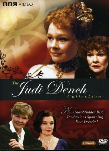 The Judi Dench Collection DVD BOXED SET THE CHERRY ORCHARD GHOSTS & MORE