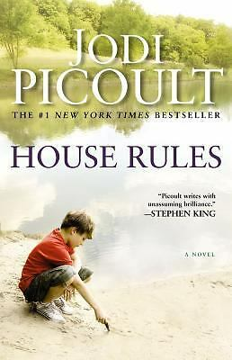House Rules: A Novel, Jodi Picoult