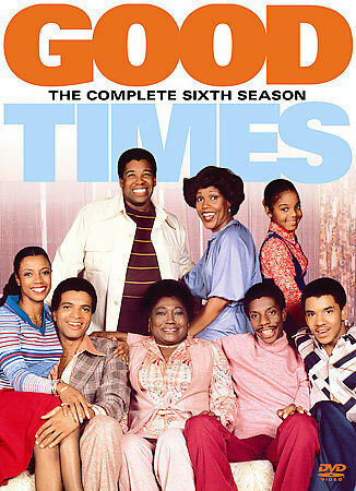 Good Times - The Complete Sixth Season, Esther Rolle, Ja'net DuBois, Ralph Cart