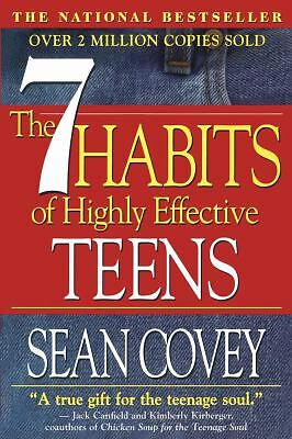 The 7 Habits Of Highly Effective Teens, Sean Covey