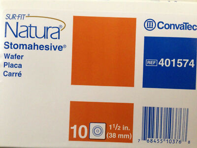 Sur-Fit Natura Stomahesive Wafer