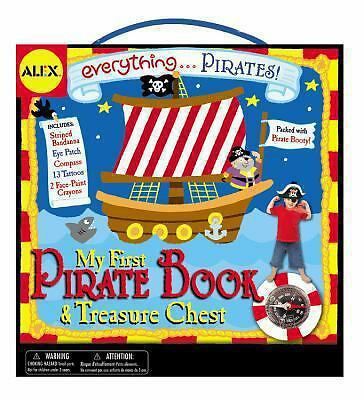Everything... Pirates! : My First Pirate Book and Treasure Chest by Lass Lou Sea