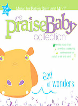 The Praise Baby Collection: God of Wonders,