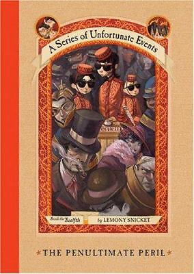 The Penultimate Peril (A Series of Unfortunate Events, Book 12), Lemony Snicket