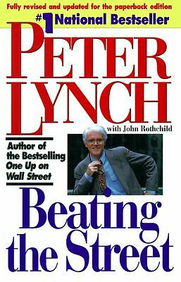 Beating the Street, Lynch, Peter