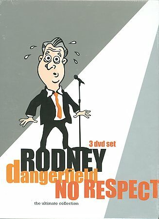 Rodney Dangerfield - The Ultimate No Respect Collection, Rodney Dangerfield, Ar