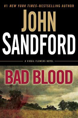 Bad Blood: a Virgil Flowers novel, Sandford, John