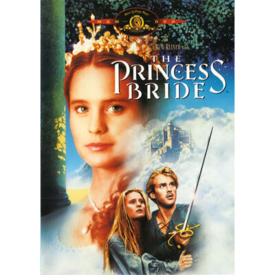 100% $ to Charity, Feed My Starving Children. The Princess Bride (DVD, 2000)