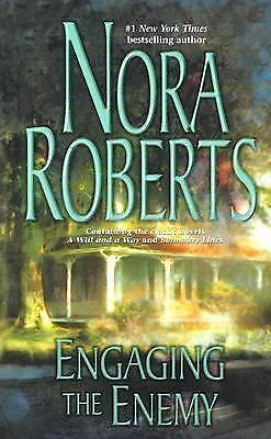 Engaging The Enemy, Roberts, Nora